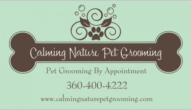 Calming Nature Pet Grooming, LLC