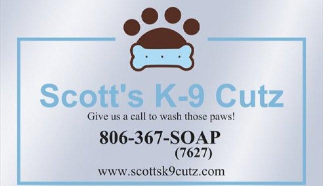 Scott's K-9 Cutz