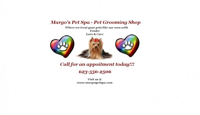 Margo's Pet Spa Llc