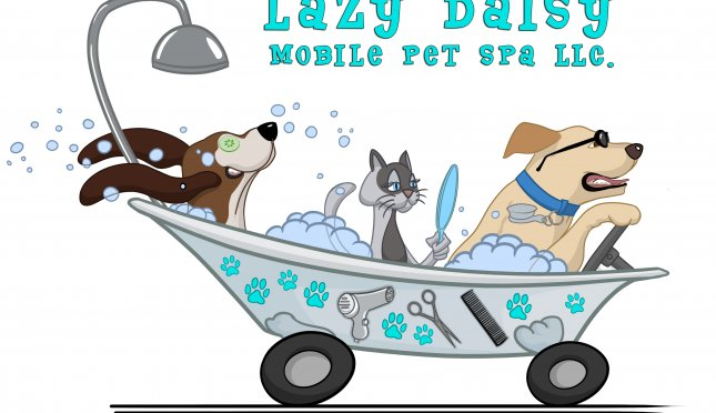 Lazy Daisy Mobile Pet Spa LLC.