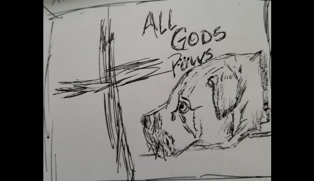 All Gods Paws