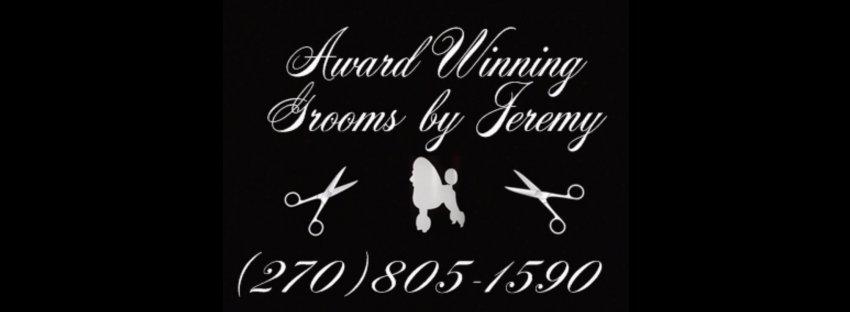 Award Winning Dog Grooming By Jeremy