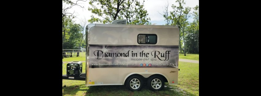 Diamond In The Ruff Mobile Pet Spa