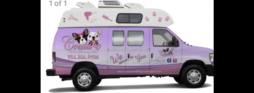 Couture Mobile Grooming Spa