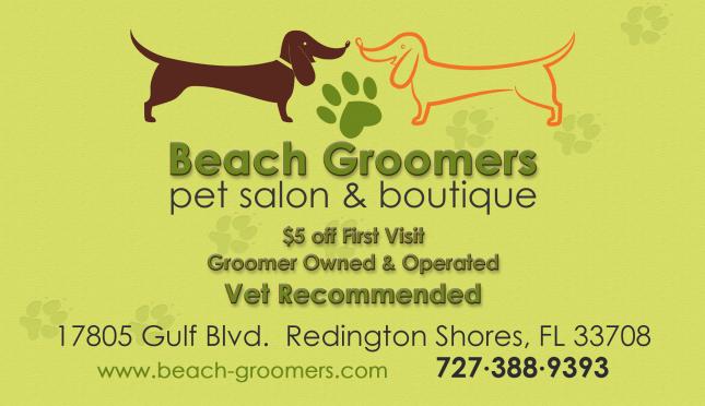 Beach Groomers Pet Salon