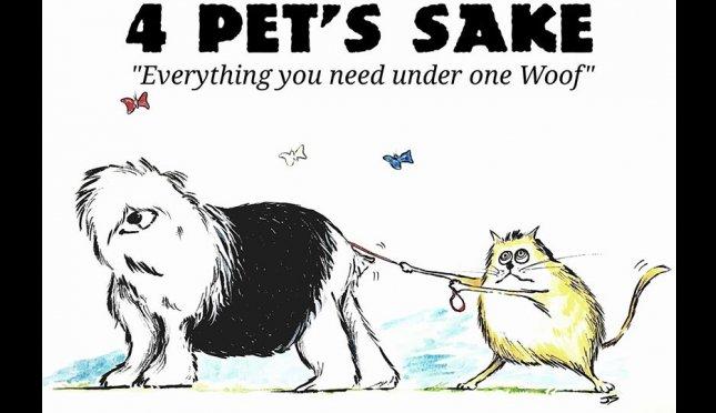 4 Pets Sake